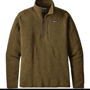 🎁Patagonia 1/4 Better Sweater